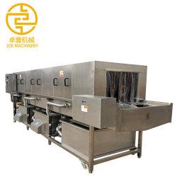 Boîte de rotation automatique de la rondelle/boîte de caisses de machine à laver/Machine à laver pour les boîtes en plastique