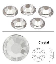 Hochwertige heiße Verlegenheit Flatback Kristallrhinestones für Kleidung
