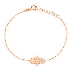 925 فضة & [كز] [همسا] أزياء مجوهرات [بركليت]