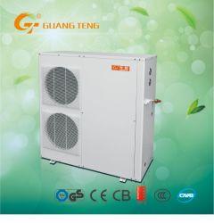 Intelligente regelluchtbronwarmtepomp voor huishoudelijk gebruik 3 In 1 systeem (verwarmen + koelen + heet water) GT-Skr045hh-10
