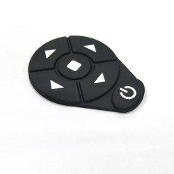Le bouton du clavier en silicone de caoutchouc de silicone joint silicone du matériel