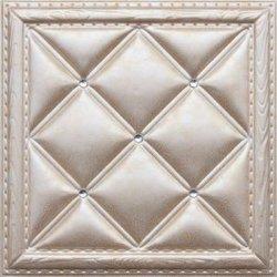 Look cuir Tile/résine translucide panneau/mur Extérieur décoratif en résine