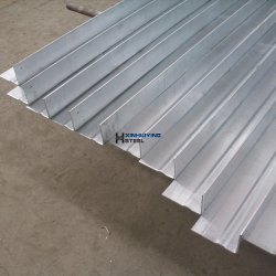 Leichter galvanisierter Stahl winkelt gewellte Lintels