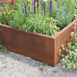 Decorative soulevées Garden croître lits pour Corten