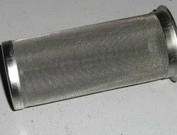 Tissu de fils en acier inoxydable utilisé pour filtrer