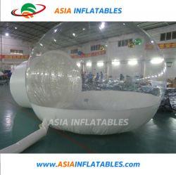 Opblaasbare Kerstmis Inflatables van de Bal van de Bel voor de Bevordering van Kerstmis