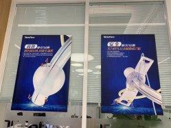 Promoção personalizada publicidade Naruto Display Outdoor Flag PVC Flex vinil Rolo de papel de banner com impressão digital UV