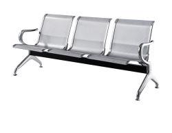 鋼鉄空港病院の椅子の控室の椅子のオフィスの製造業者は金属の現代ホーム家具の屋外のベンチの座席の椅子のガーデン・チェアの議長を務める