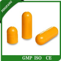 Organische/HPMC/Halal/Plant/Gelatine/Transparent/Clear/Gel/Medicine Capsules