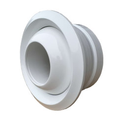 Difusor de ar do bico de jato de esfera para longa distância de projeção de Suprimento de Ar no AR CONDICIONADO