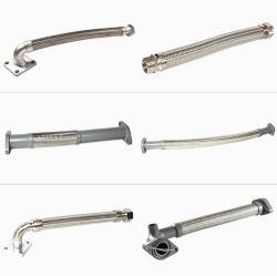 De Metal flexible trenzado manguera de vacío-Tubo tubo /