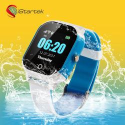 Smart Watch impermeabile per bambini con pulsante smartwatch personale da polso senior Telefono GPS Tracker