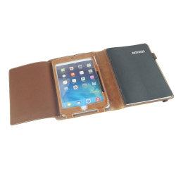 Custodia Antbox per iPad Mini 2/4/5 con supporto per matita PU Smart Cover in pelle