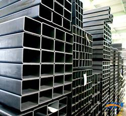 Profil de l'acier ASTM Ms tube carré de laminés à chaud