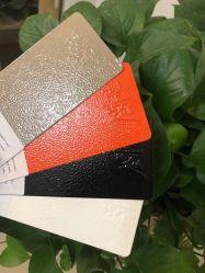 PP termoendurecible uso en exteriores de buena textura todos ral de la Pintura