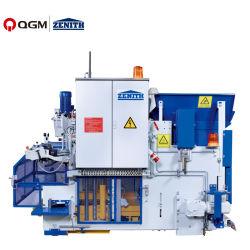 machine à fabriquer des blocs d'origine de la palette unique de l'Allemagne Zeinth 913 machine à fabriquer des blocs creux mobile