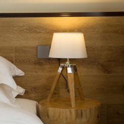 De natuurlijke Schemerlamp van de Driepoot van de Kleur Mini met Tc de Verlichting/het Licht/de Lamp Lamp/LED/Furniture/Decoration/Indoor van de Schaduw