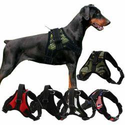 Commerce de gros gilet réfléchissant réglable respirant Pet chien Produits Pour Animaux De Compagnie du faisceau
