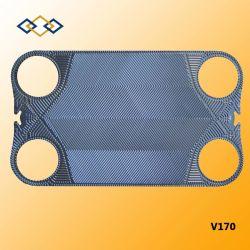 Fournir 100% de remplacement Vicarb V2/V4/V8/V13/V20/V28/V45/V60/V100/V110/V130/V170/V280 pour la plaque de la plaque de débit échangeur de chaleur