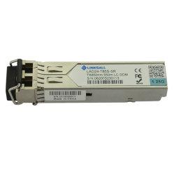 Ericsson SFP-1.25 جم-SX متوافق مع الوضع الفردي الألياف GBIC Dom LC Mmf وحدة الإرسال والاستقبال