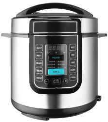 6L CB/CE/EMC acier inoxydable Home Appliance cuisinière électrique de pression/cuiseur à riz
