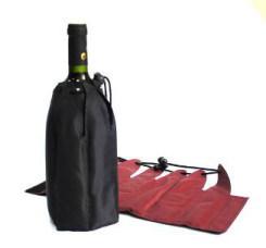 حقيبة جل فريزر الترويجية السريعة لزجاجة البيرة الخاصة بشحن الطعام أو شامبانيا إلى الشاطئ أو الشواء