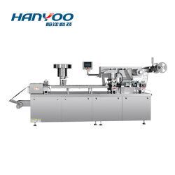 La DPP-270A alta velocidad y alta calidad médica/aguja morada o ampolla de PVC envases blíster de aluminio/Máquina de embalaje