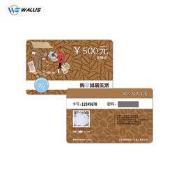 Serigrafia Stampa Shopping Membership fedeltà PVC PET plastica RFID Chip carta Sconto con codice a barre