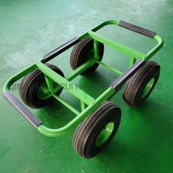 A produção de fábrica Carrinho de ferramentas com quatro rodas de Ar