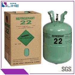 Aire acondicionado doméstico de gas refrigerante el freón R22