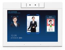 벽 마운트 10 인치 인조 인간 NFC 고객 피드백 정제