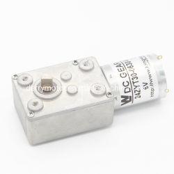 12V/24V Micro brossé DC pour l'eau du moteur à engrenages de la carte d'IC