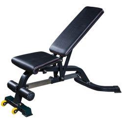 Banco com halteres/levantamento de pesos/equipamento de ginásio/equipamento desportivo/Fitness