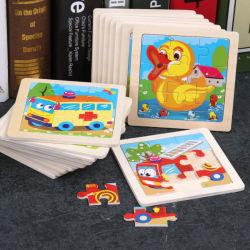 Otros Lotes de regalo para bebés Educación Infantil Niños Juguetes de madera Niño China Juego de Puzzle de madera