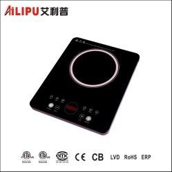 Commande tactile cuisinière électrique/cuisinière induction/Table de cuisson à induction avec CB/CE/EMC