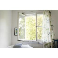 El aluminio doble acristalamiento de Casement ventana con la tecnología antirrobo de acero inoxidable Net