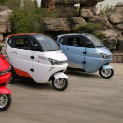 مصنع [هيغقوليتي] [لوو بريس] سيارات كهربائيّة مصغّرة لأنّ مسافرات
