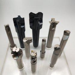 Máquina CNC Acessórios Ferramentas: Ferramentas de corte de Bap400r Indexable Rough Fresa para Apmt1604 Inserir
