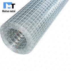 Rede electrossoldada médios quente/Eletro galvanizado revestido de PVC/Galvanizado