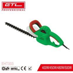 Taille-haie électrique double action 550 W 20 pouces pour outils de jardin puissants