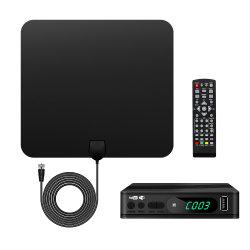 Ausgebauter Digital-Typ Gua Größen-Reichweiten-Produkt Innen-Fernsehapparat-Antenne