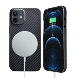 Krater Design Aramid-draagtas voor mobiele telefoons met metalen platen Accessoire voor telefoon
