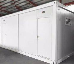 سعر مناسب 20 قدمًا سهولة التركيب حمام مرحاض منزل حاويات المحافظات