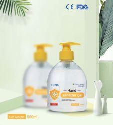 La livraison dans les 24 heures 100ml 500ml Aucun désinfectant Hand Sanitizer détergent