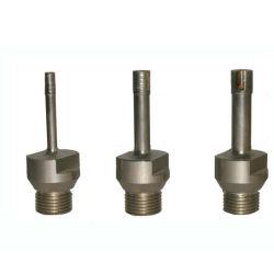 De aangepaste Korte Vervaardiging die van de Productietijd de Delen van het Hulpmiddel van de Boring van de Diamant van het Deel van de Hulpmiddelen van de Boring van het Deel van de Installaties van de Boring van het Staal van de Fabriek machinaal bewerken