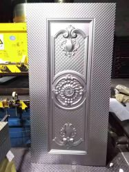При нажатии кнопки Tyd индивидуальные металлические огнеупорные панели стальные двери нажмите кожи