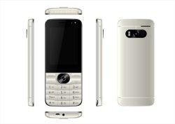 초슬림 2.8인치 쿼드 밴드 기능 잠금 해제됨 휴대폰 C201