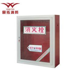 Carrete de manguera de incendios de FRP Armario extintor de hidrante/Box el equipo de incendios