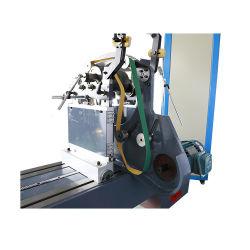 Электродвигатель вентилятора в горизонтальном положении Специальный балансировочный стенд с функцией проверки Yyq-50