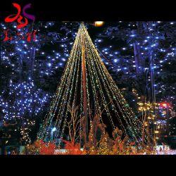 بالجملة عيد ميلاد المسيح عطلة يزيّن شارع خارجيّ الحافز أضواء